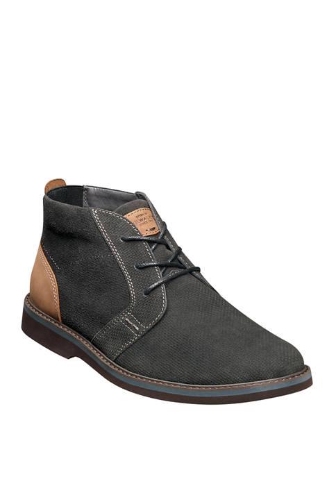 Nunn Bush Barklay Plain Toe Chukka Boots
