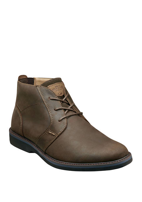 Nunn Bush Barklay Plain Toe Chukka Boots