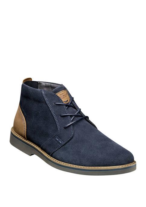 Barklay Plain Toe Chukka Boots