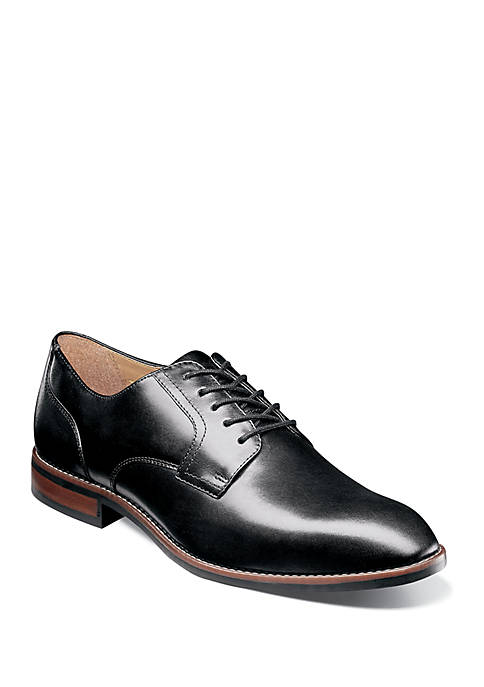 Fifth Ave Flex Plain Toe Oxfords