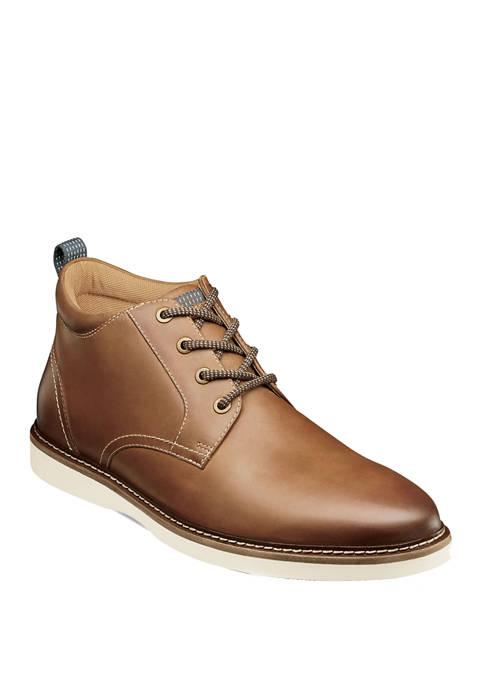 Ridgetop Plain Toe Chukka Boots