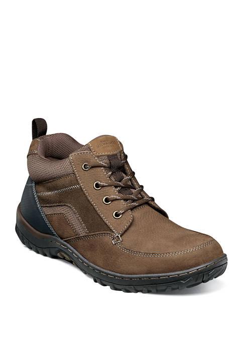 Quest Moc Toe Chukka Boots