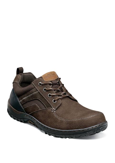 Quest Moc Toe Oxford Shoes