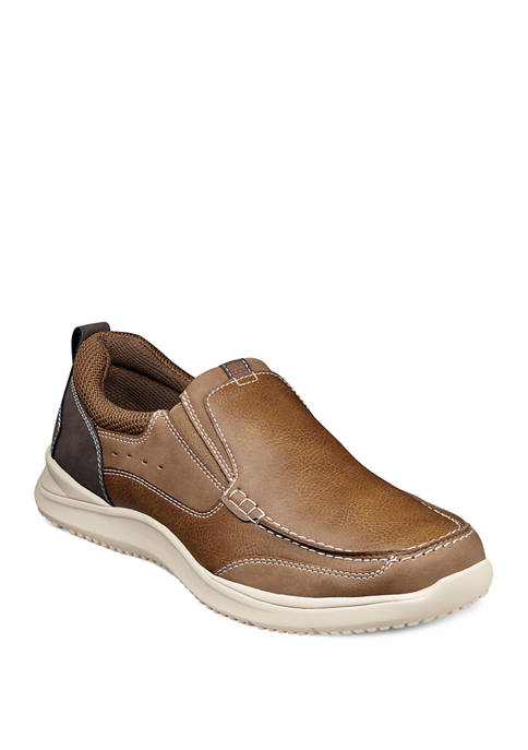 Conway Moc Toe Slip On Shoes
