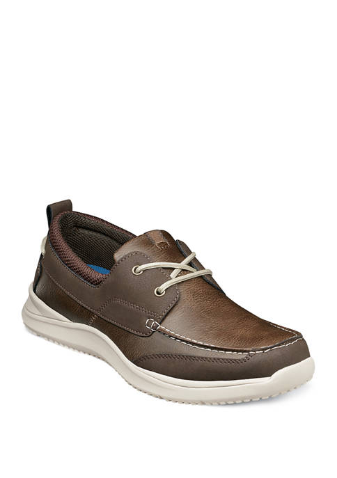 Conway Moc Toe Boat Shoes