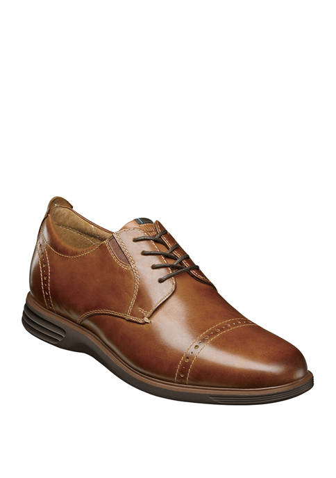 Nunn Bush New Haven Cap Toe Oxford Shoes