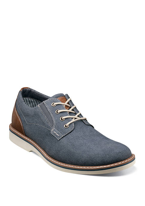 Nunn Bush Barklay Mens Plain Toe Casual Oxfords