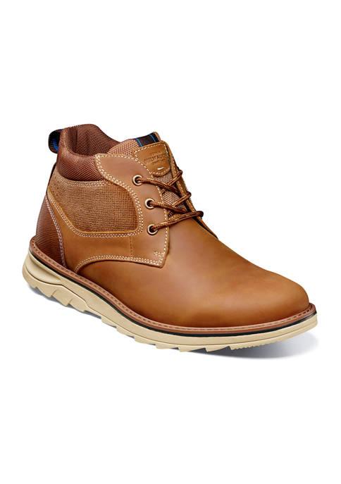 Nunn Bush Luxor Plain Toe Casual Chukka Boots