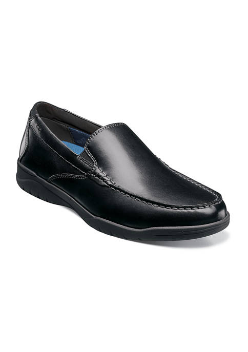 Mens Sumter Moc Toe Casual Venetian Slip On Shoes