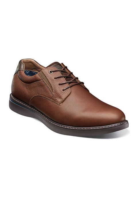 Mens Bayridge Plain Toe Casual Oxford Shoes