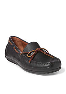 Ralph Lauren Roberts Black Loafers