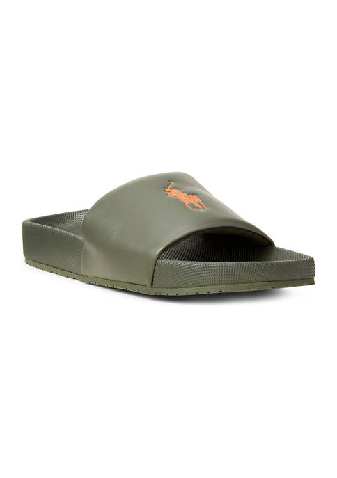 Cayson Pony Slide Sandals