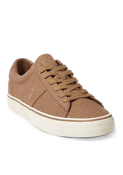 Ralph Lauren Sayer Canvas Sneaker