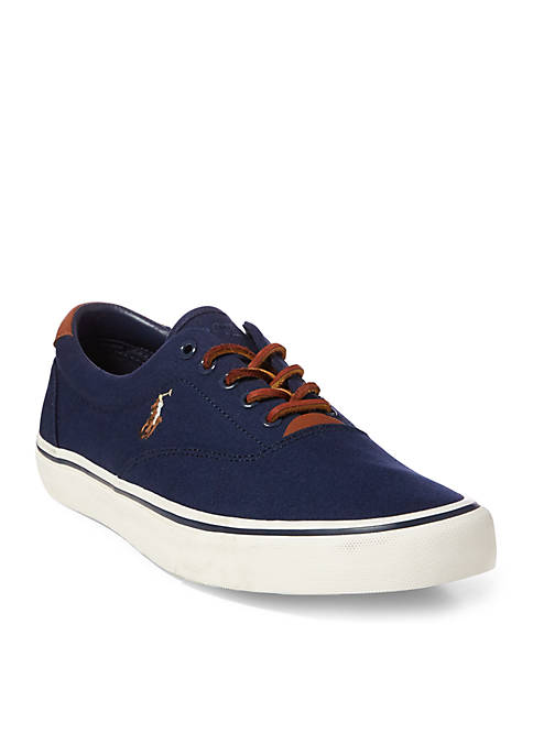 Ralph Lauren Thorton Canvas Sneaker