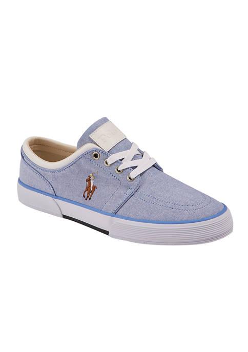 Faxon Low Boat Shoes