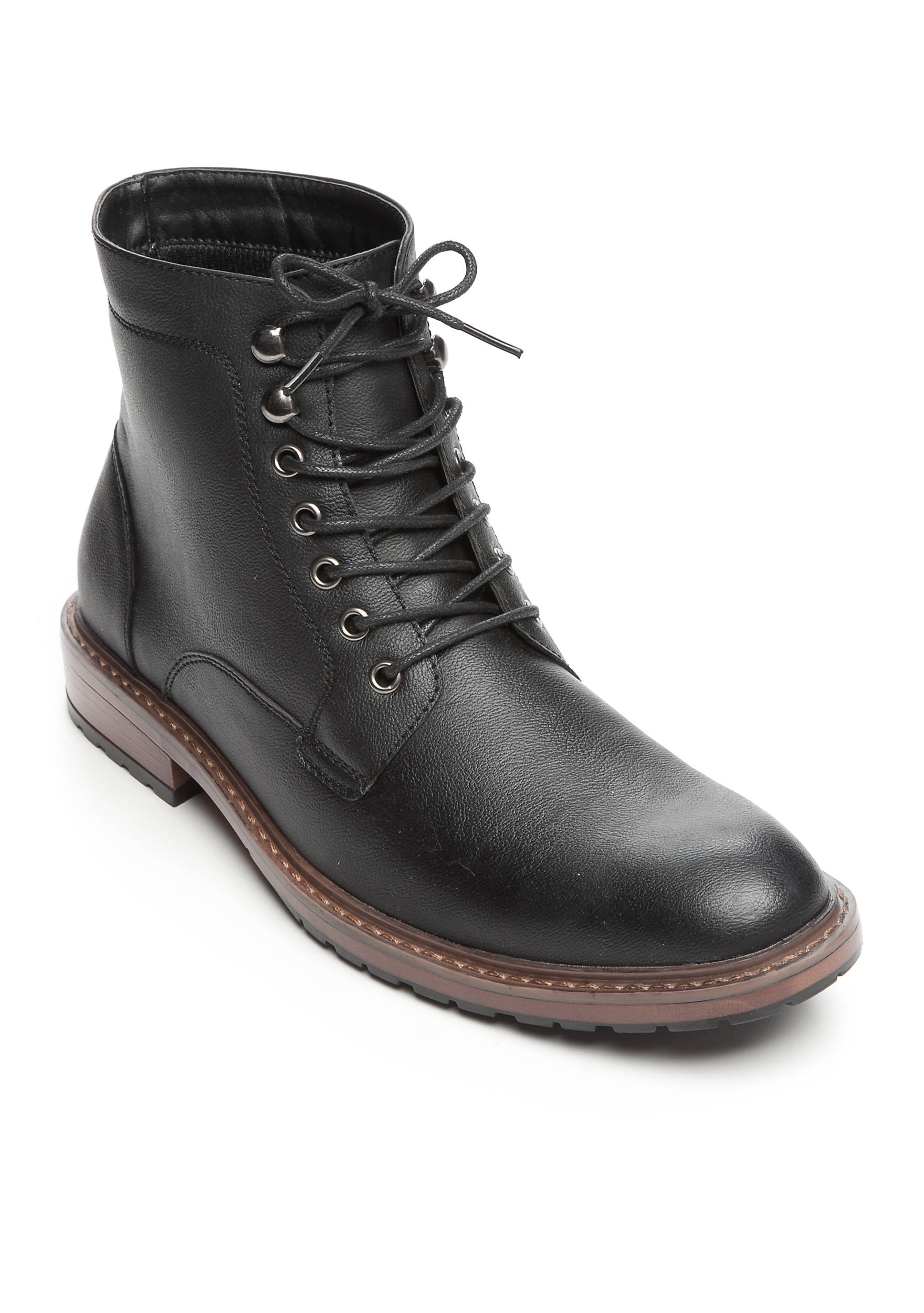 Perry Ellis® Gunner Boot. 3900274PPFST14120A2. Images