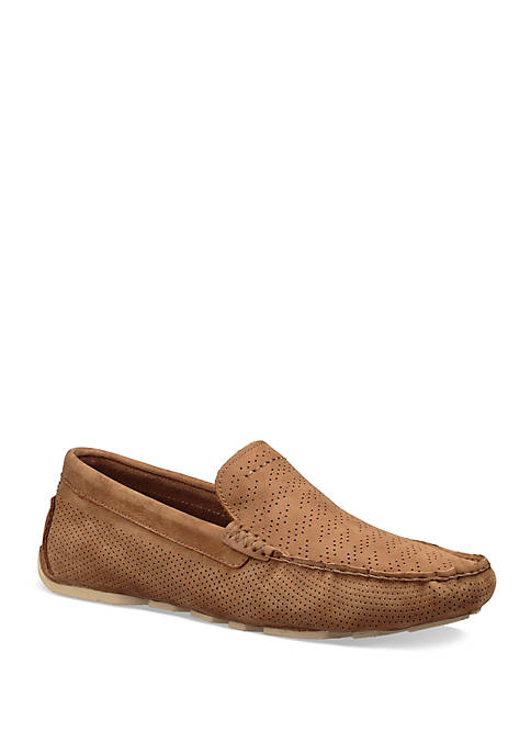 Henrick Perforated Loafers