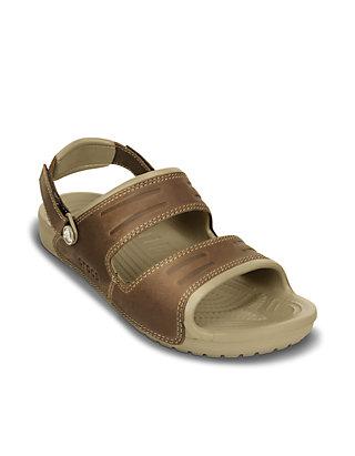 97852bb320a9 Crocs Yukon Two Strap Sandal