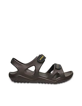 897f2df46e61 Crocs Swiftwater River Sandal Men Crocs Swiftwater River Sandal Men ...