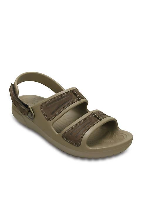 5d71b8e2ac1 Crocs Yukon Mesa Sandals