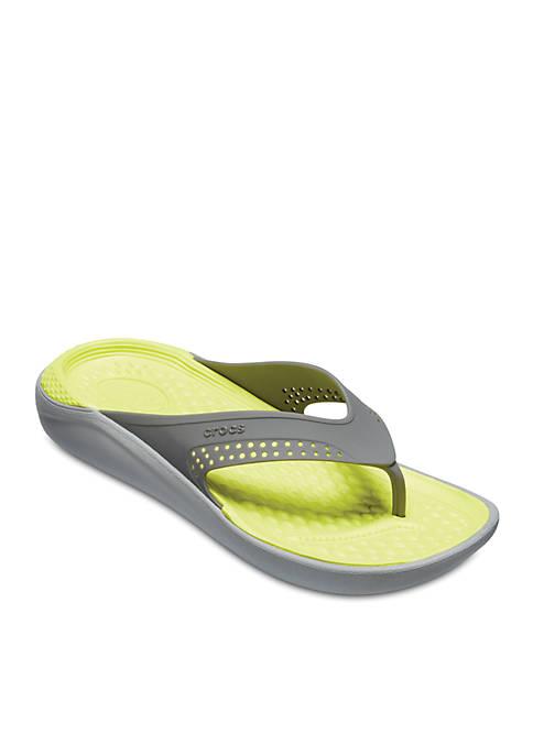 Crocs LiteRide Flip Shoe