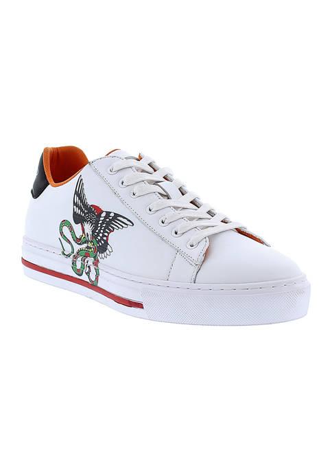 Snake Sneakers