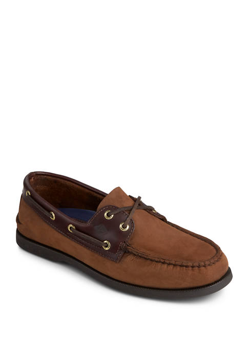 Sperry® Authentic Original A/O Lea Boat Shoes