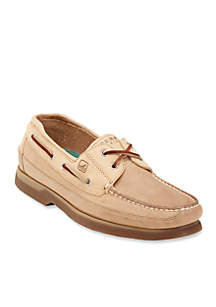 Mako Casual  Boat Shoe- Extended Sizes Available