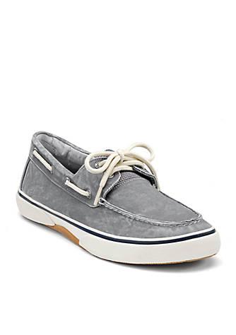 Sperry® Halyard Salt Washed Sneaker dModyZG
