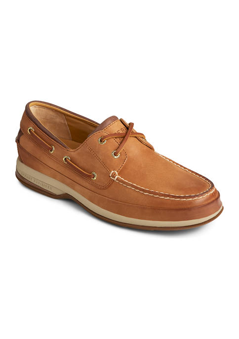 Mens Gold Cup Boat Shoes