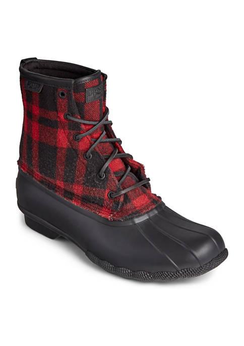 Mens Saltwater Duck Wool Boots