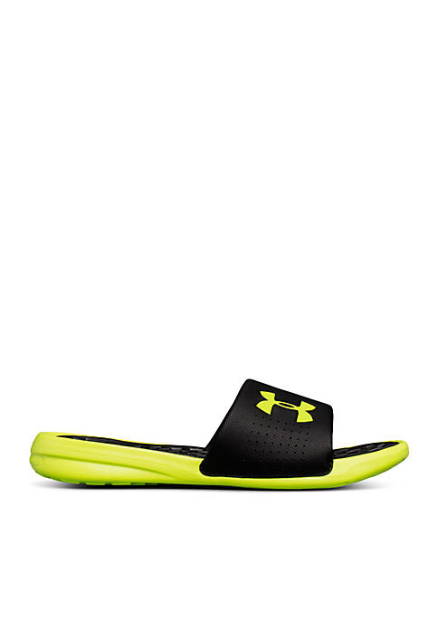Under Armour® Debut Fix Slide Sandal
