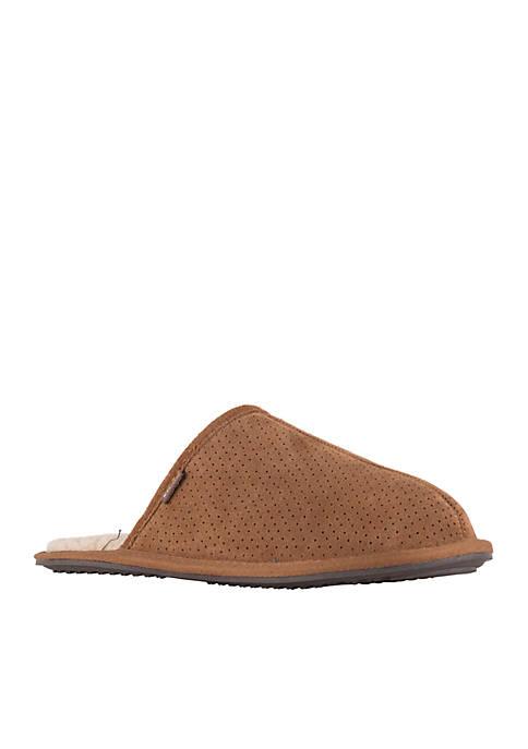 LAMO Footwear Landon Suede Slipper