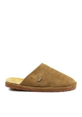 Lamo Footwear Mens Scuff Slipper