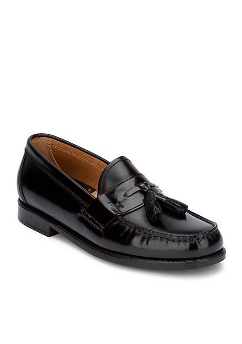 G.H. Bass & Co. Wallace Black Loafers