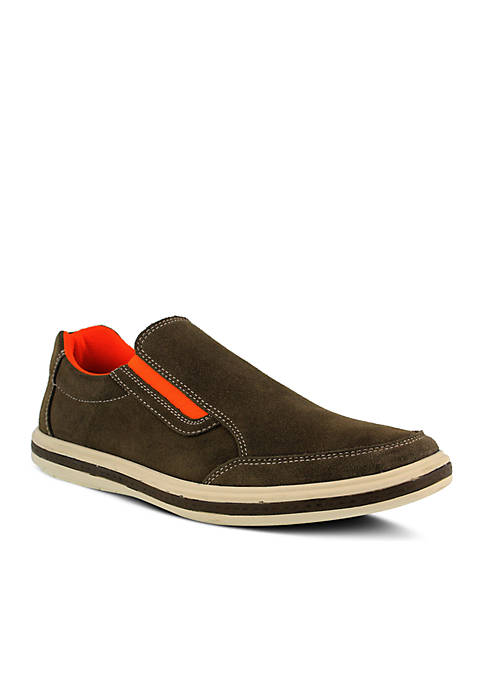 Spring Step Concord Slip-On Shoe