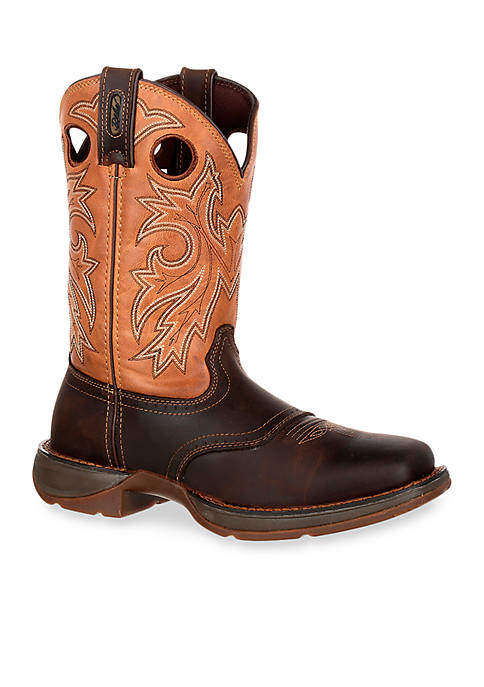 DURANGO® Rebel Saddle Up Western Boot