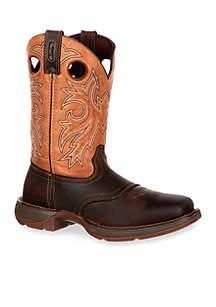 Rebel Saddle Up Western Boot