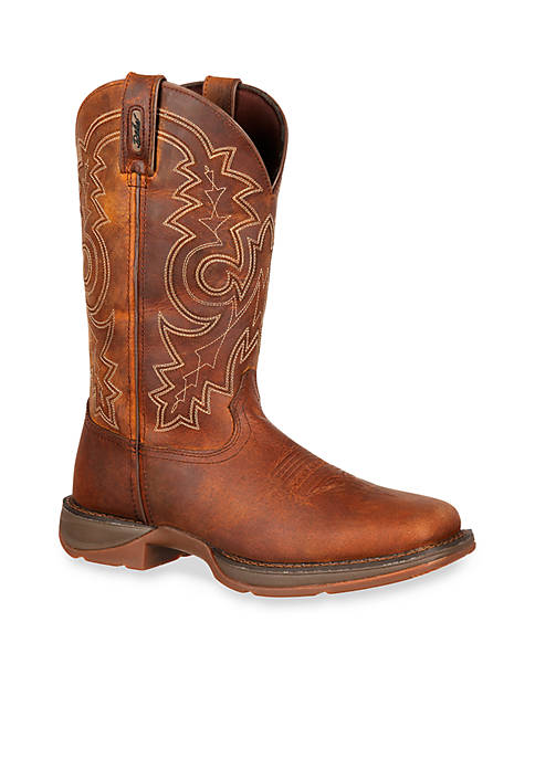 Rebel Pull On Western Boot