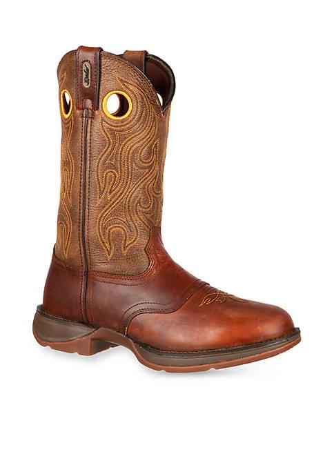 DURANGO® Rebel Saddle Western Boot