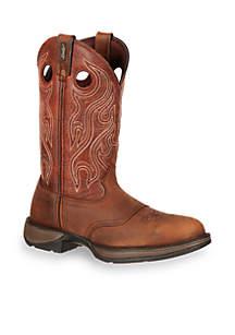 Rebel Saddle Western Boot