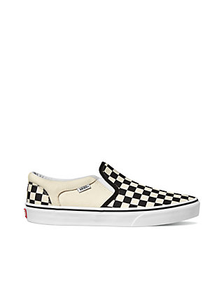 Asher Checkerboard Slip On
