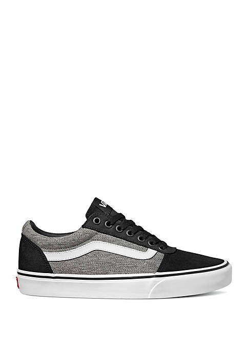 Ward Black and White Sneaker