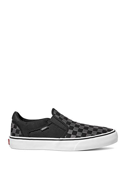 Asher Deluxe Slip On Sneakers