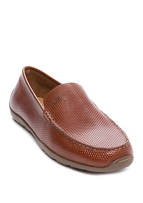 Orion Perforated Loafers