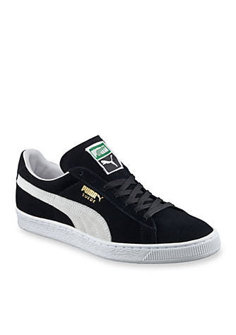 Buy Cheap How Much 2018 New Cheap Online Puma Puma Select Suede Classic Plus Sneakers - Black/White Low Price Sale Online How Much 2018 Sale Online iOowqH