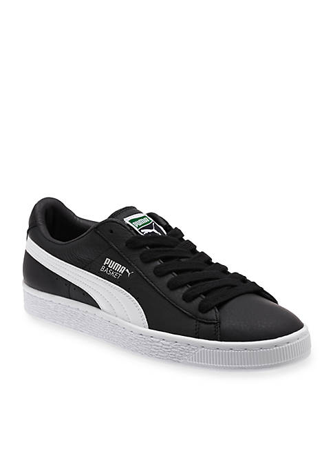 PUMA Mens Basket Sneakers