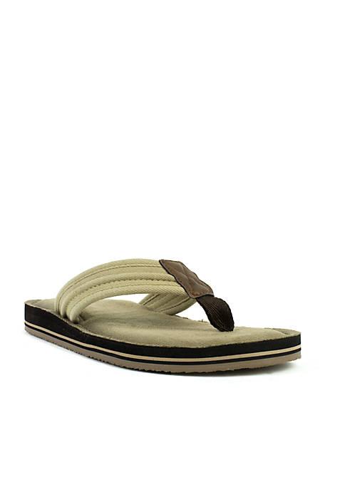 Crevo® Torbet Flip Flop Sandals