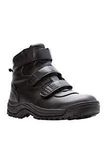 Propét Cliff Walker Tall Strap Boot - Available in Extended Sizes & Widths