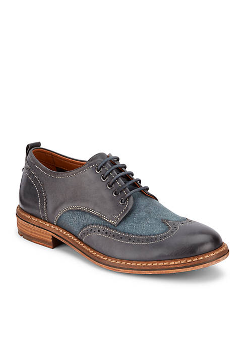 LUCKY BRAND FOOTWEAR Hudson Lace-Up Shoe